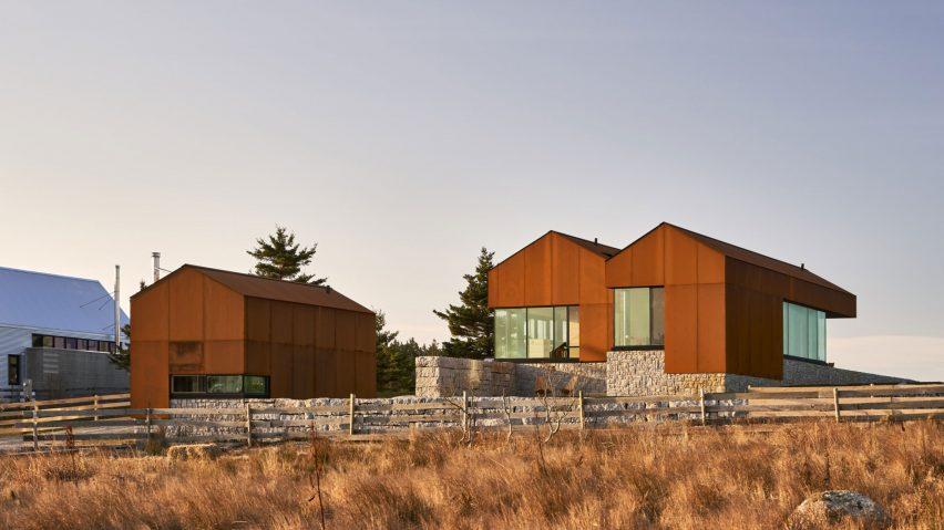 Smith Residence, Nova Scotia, Canada, byMacKay-Lyons Sweetapple Architects