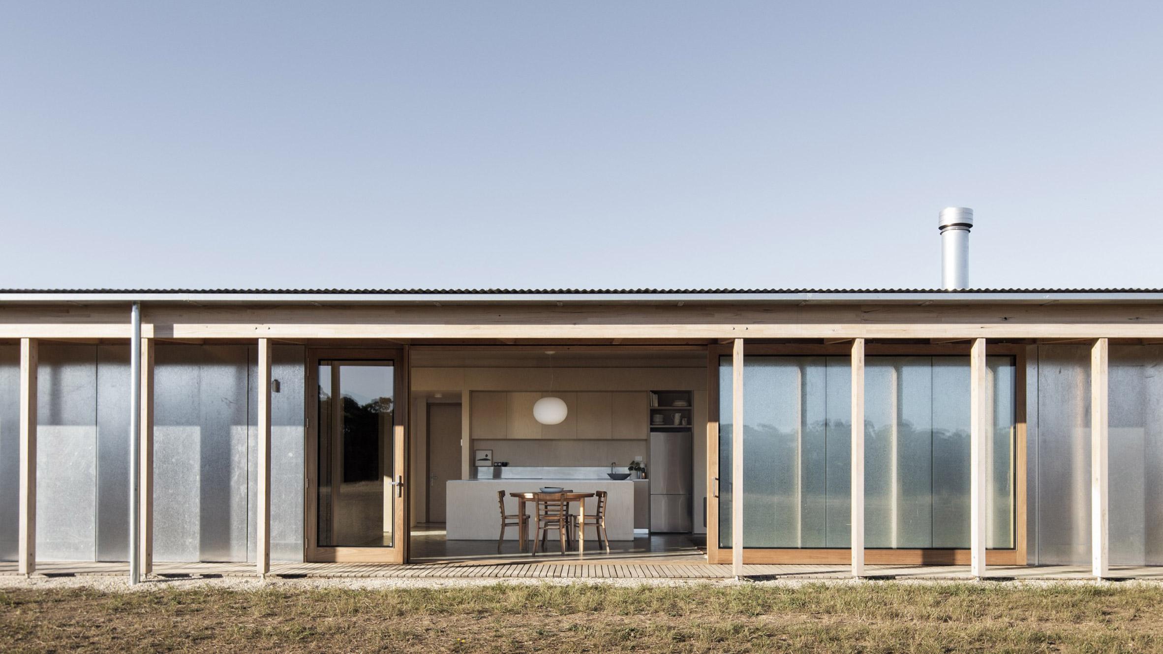 Springhill House, Springhill, Australia, byLovell Burton Architecture