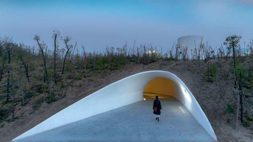 UCCA Dune Art Museum, Qinhuangdao, China, byOpen Architecture