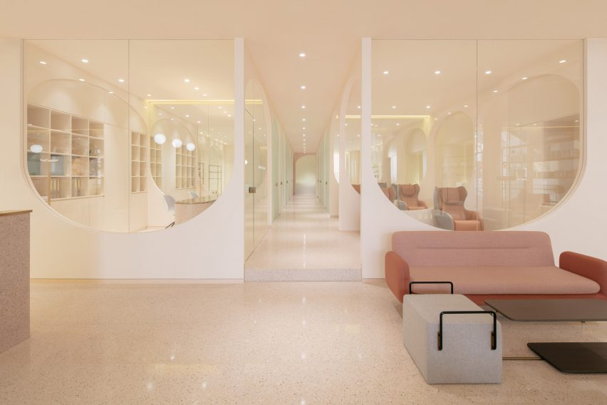 Ecnesse beauty salons by Penda