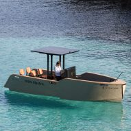 X Shore electric boats designed for emission-free sea travel
