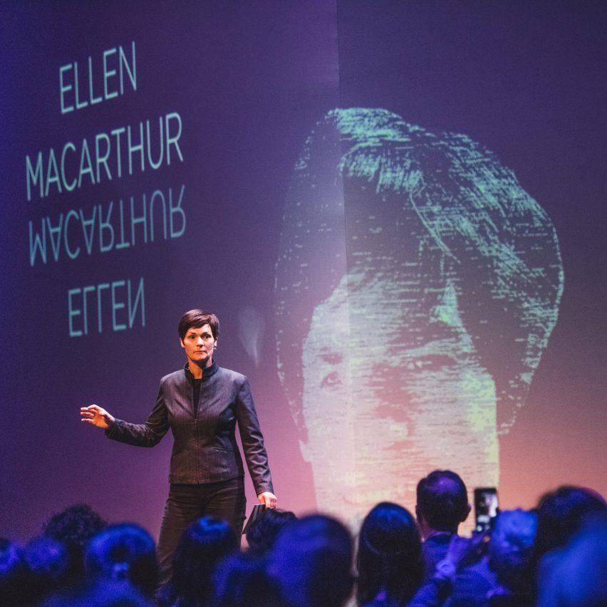 Ellen MacArthur's Circular Design Programme