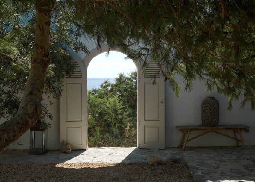 Ibiza farmhouse hotels: Etosoto Formentera