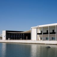 "Creating the Expo'98 Portuguese National Pavilion was ""difficult"" says Álvaro Siza"
