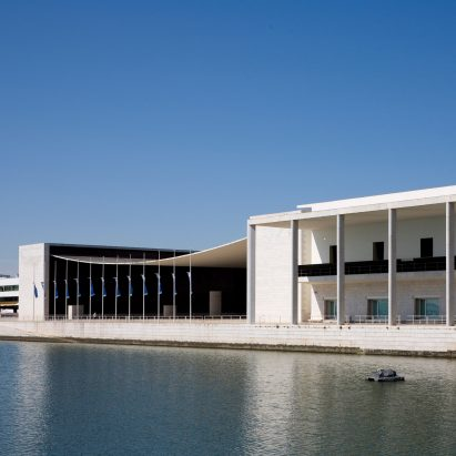 Expo'98 Portuguese National Pavilion by Álvaro Siza