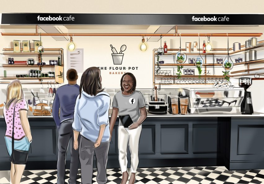 Facebook Cafes: Facebook to open pop-up cafes in Uk