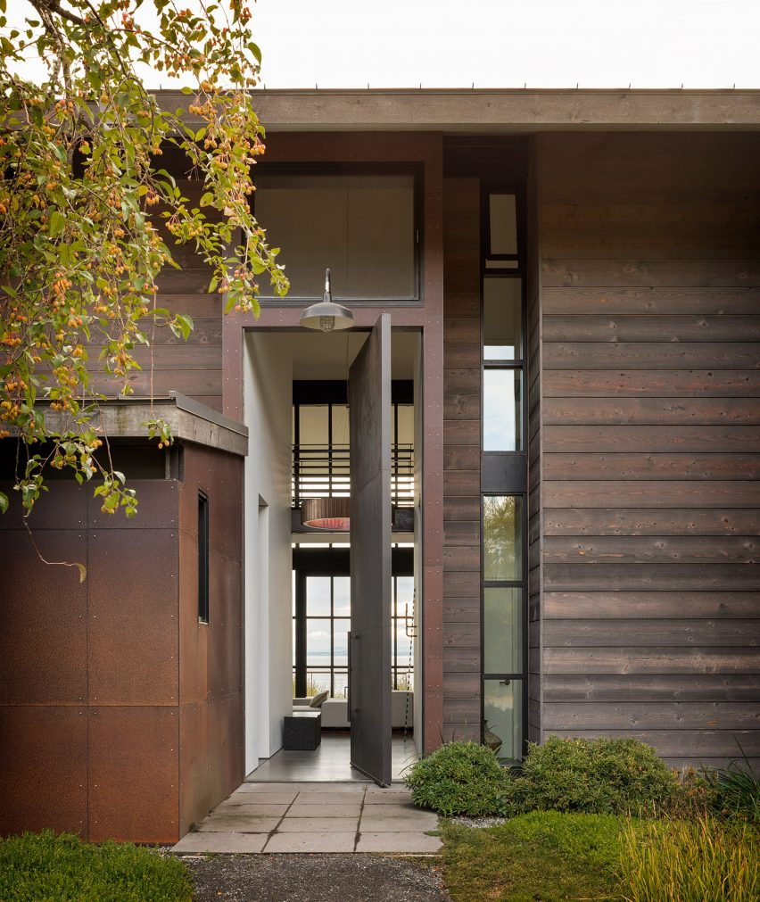 False Bay House by Olson Kundig and Geremia Design Project