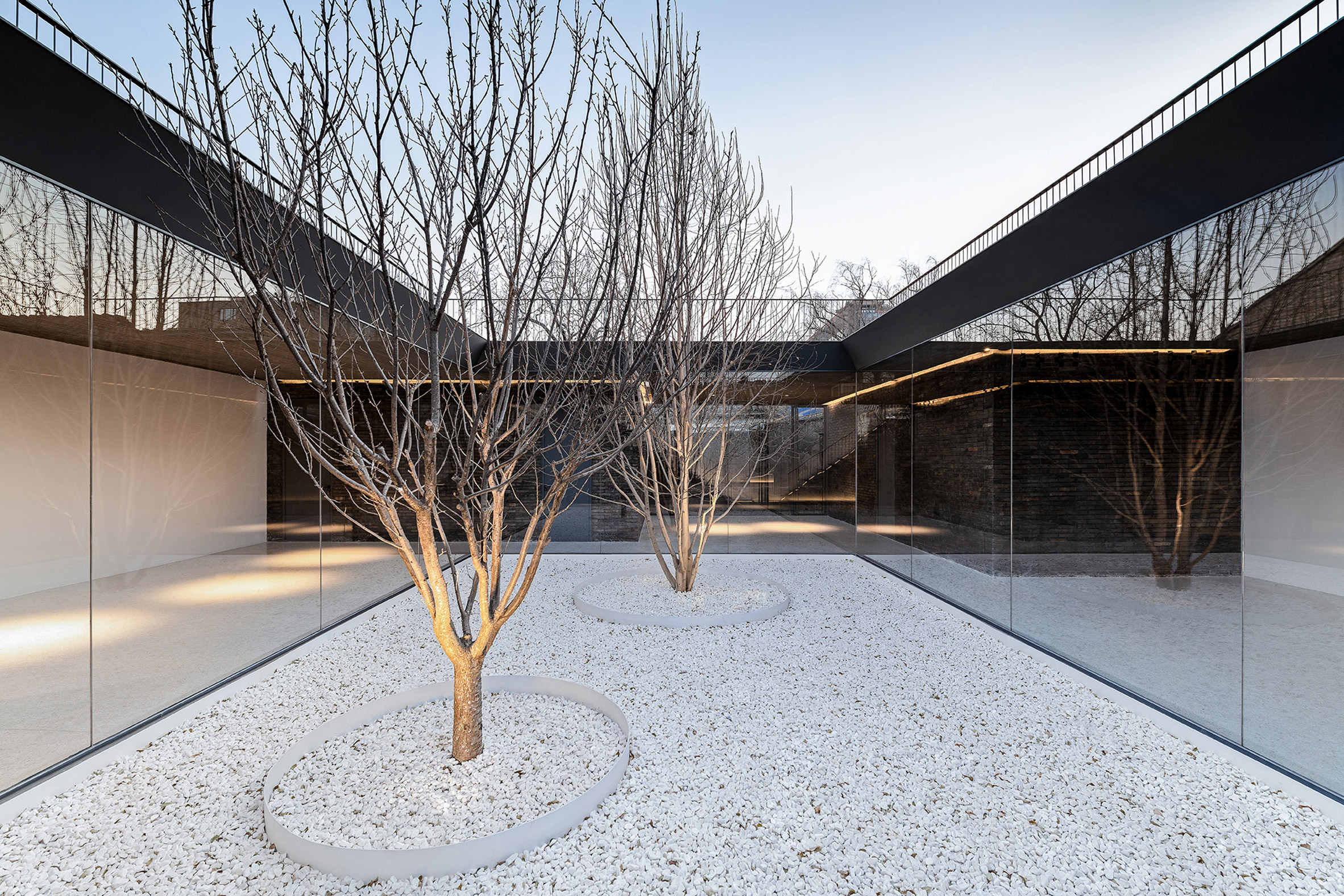 Arch Studio reconnects a series of neglected Beijing houses