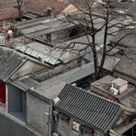 Arch Studio reconnects a series of neglected Beijing houses with rooftop walkways