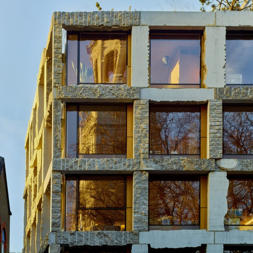 """The battle is over"" says Amin Taha as 15 Clerkenwell Close is saved from demolition"