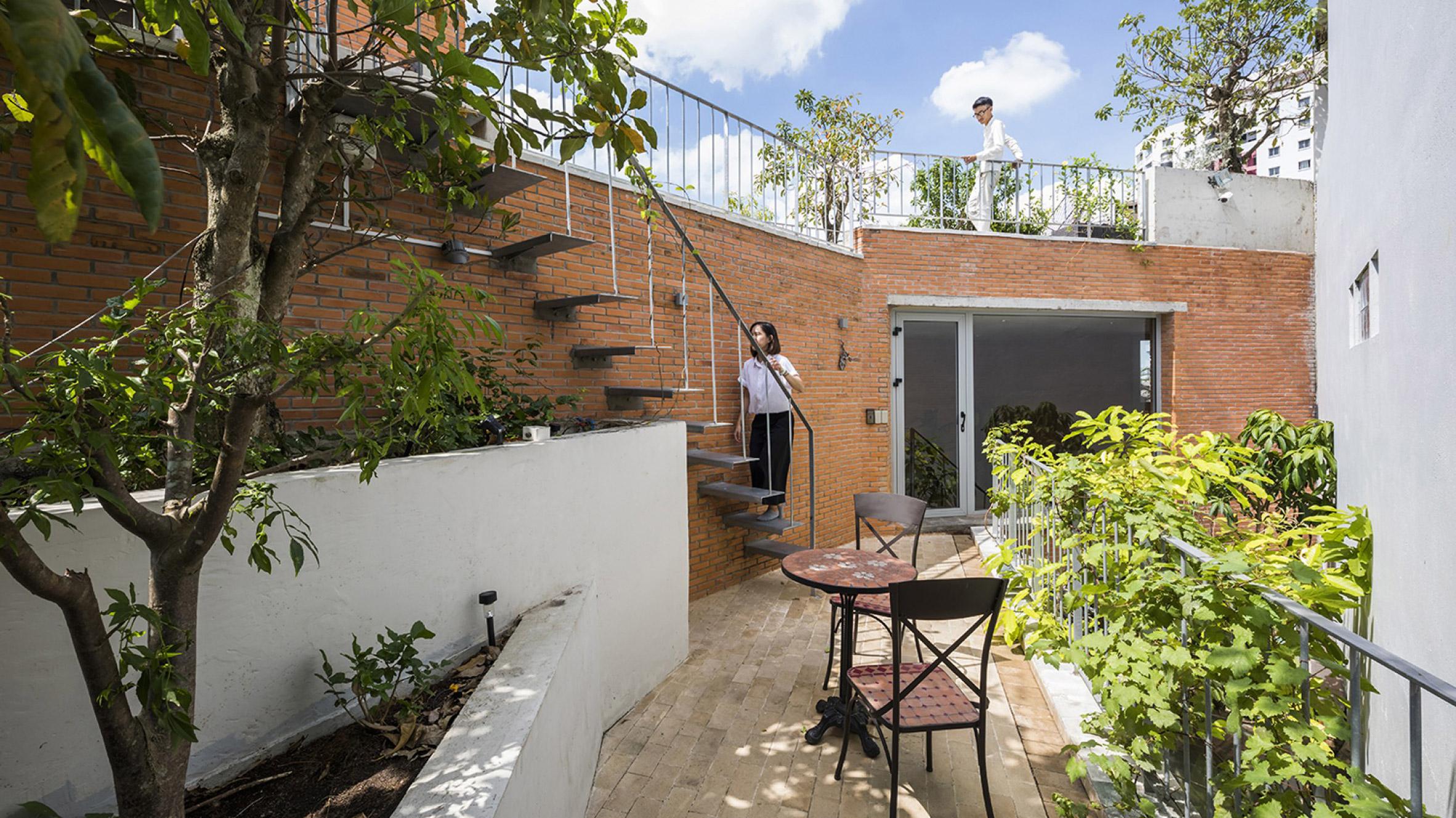 Ha House, Ho Chi Minh City, Vietnam, byVo Trong Nghia Architects