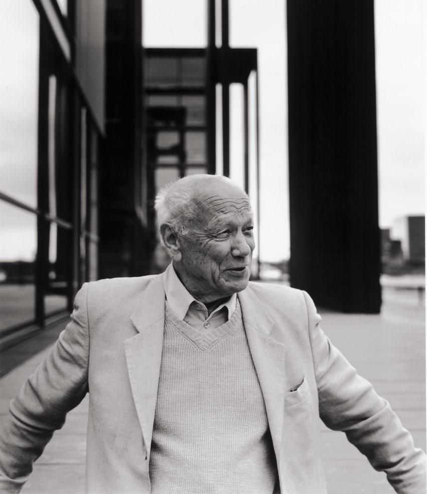 Henning Larsen portrait