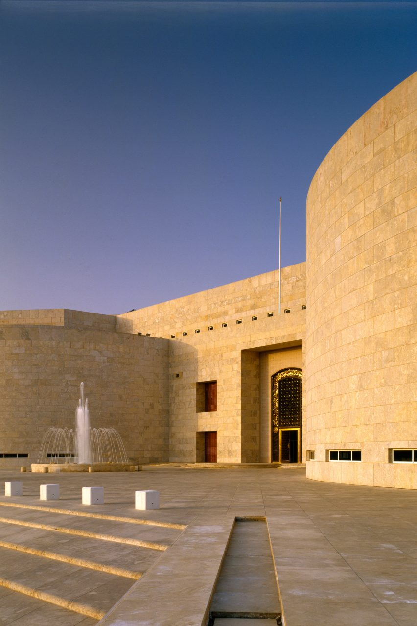 Ministry of Foreign Affairs by Henning Larsen in Saudi Arabia