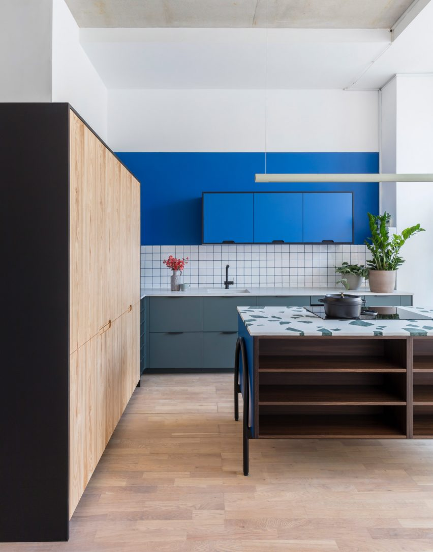 HØLTE showroom and studio for customising IKEA kitchens