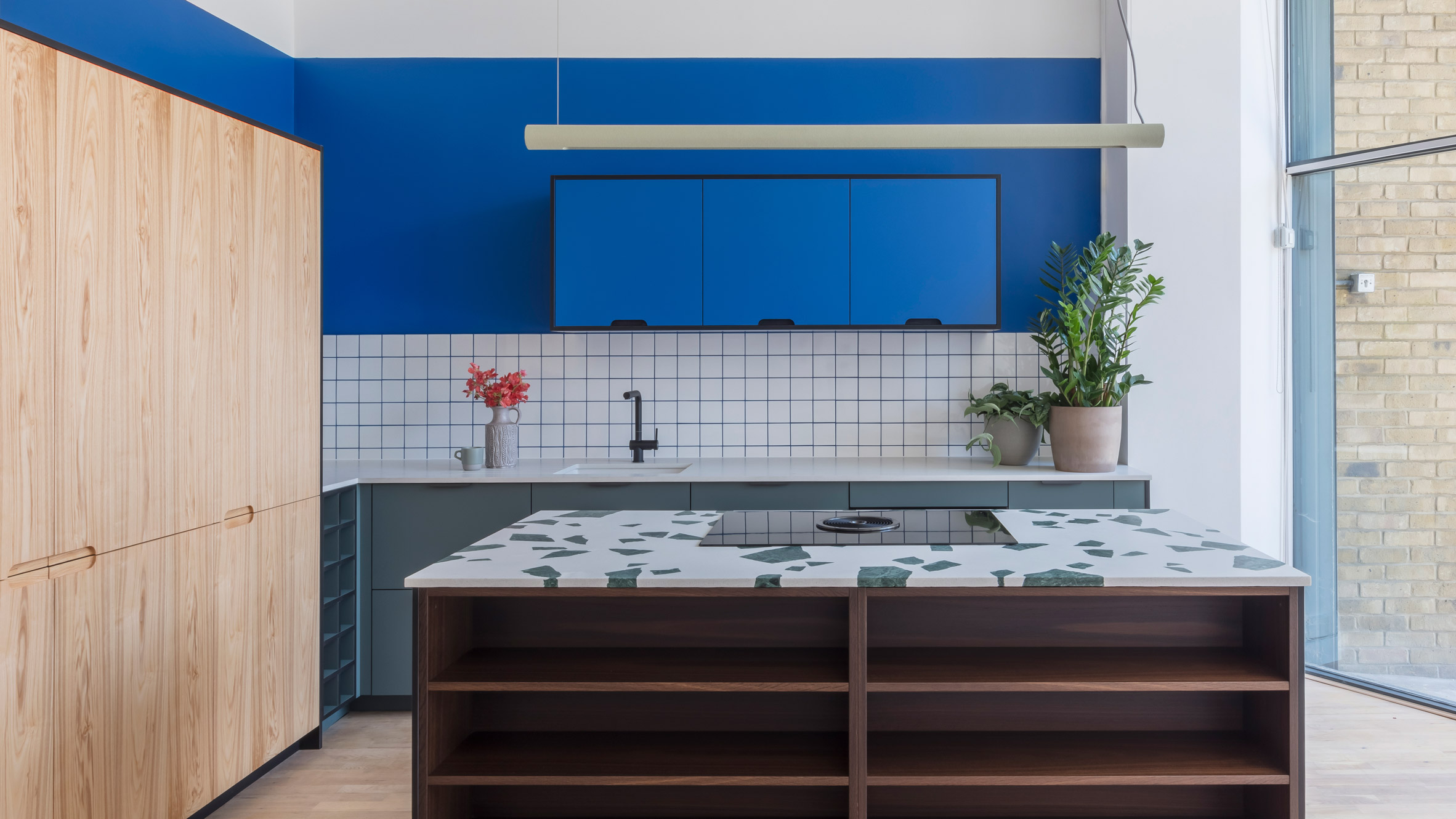 Incredible Holte Opens Hackney Design Studio For Customising Ikea Kitchens Interior Design Ideas Tzicisoteloinfo