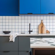 Hølte opens Hackney design studio for customising IKEA kitchens