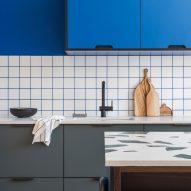 Hølte opens Hackney design studio for customising IKEA kitchens