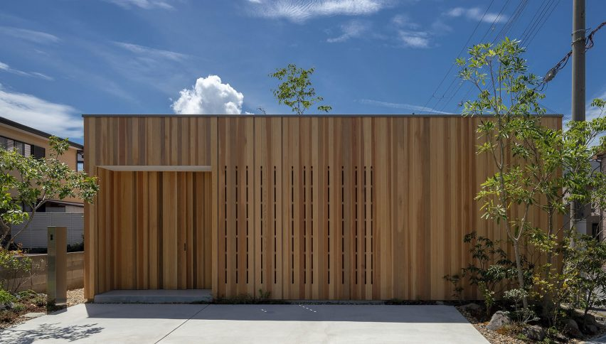 House in Akashi, Akashi, Japan, by Arbol Design
