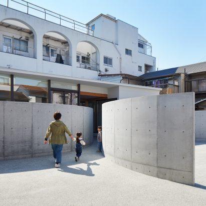 House in Konohana by FujiwaraMuro Architects
