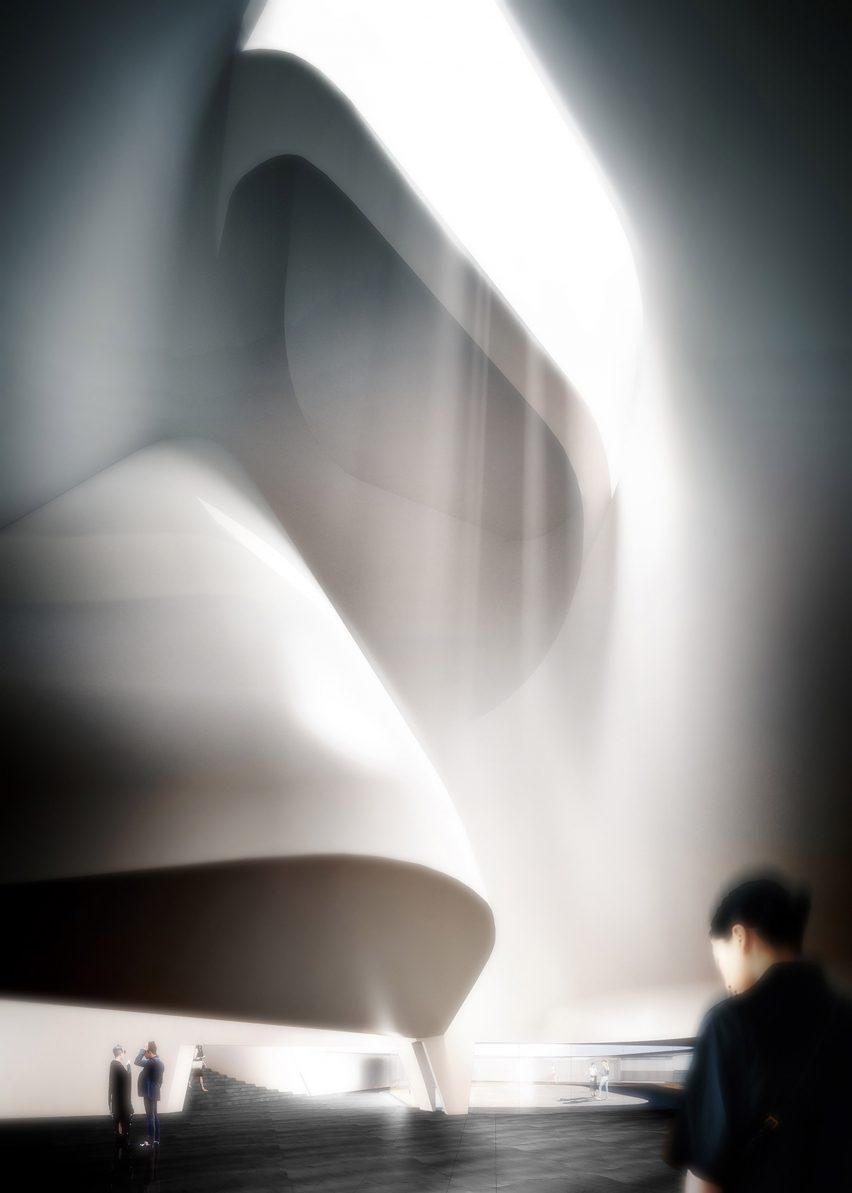 Korean American National Museum by Morphosis