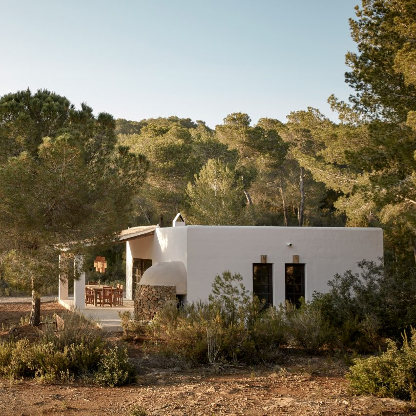 Five hotels in Ibiza that combine farmhouse living with contemporary design