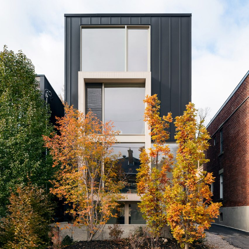 Les Voisines house by Atelier Pierre Thibault