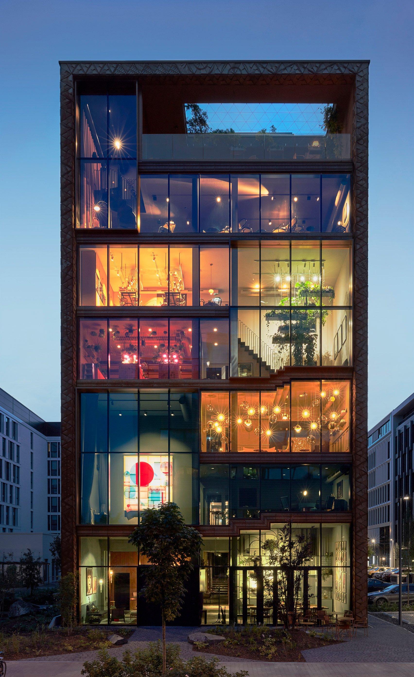 Lindley Lindenberg Hotel in Frankfurt, Germany