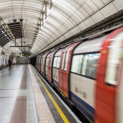 London Underground's Angel tube station