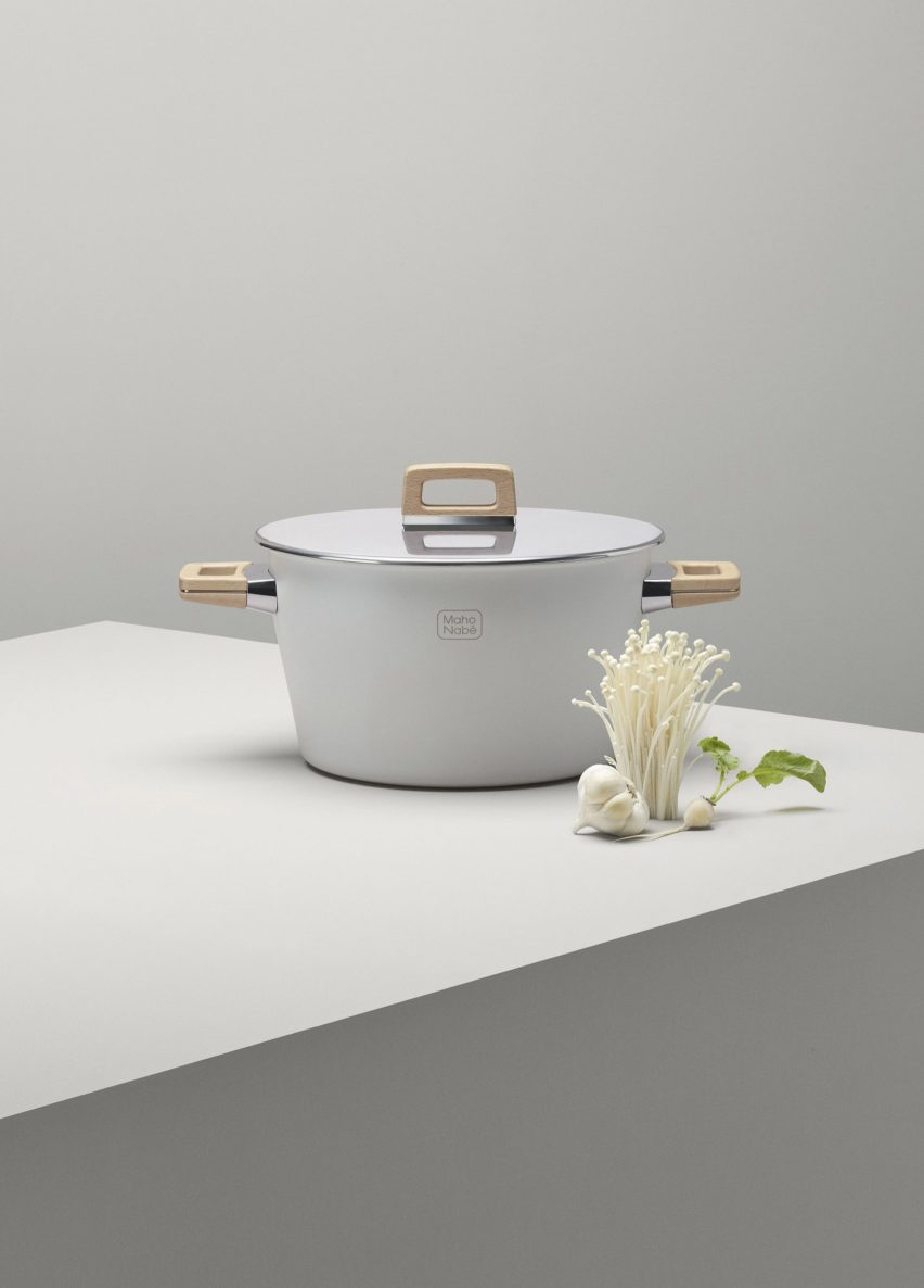 Maho Nabé vacuum cooking pot by Tiger Corporation