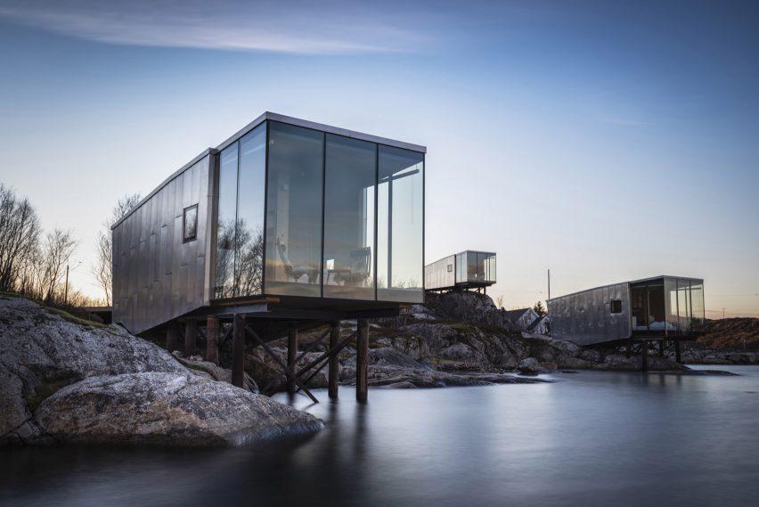 Manshausen 2.0 by Stinessen Arkitektur