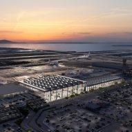 Foster + Partners' Marseille airport plans come under scrutiny for carbon emissions