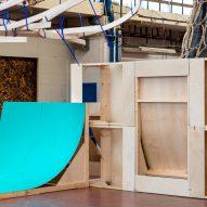 Mega Maker Lab for the Institute of Imagination by Matt+Fiona
