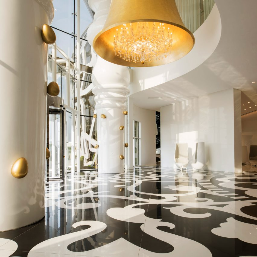 Architecture and design jobs: Senior interior designer at Marcel Wanders in Amsterdam