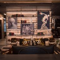 Moxy Chelsea Hotel by Rockwell Group and Yabu Pushelberg