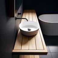 Bathroom of OCM House by Studio Jackson Scott