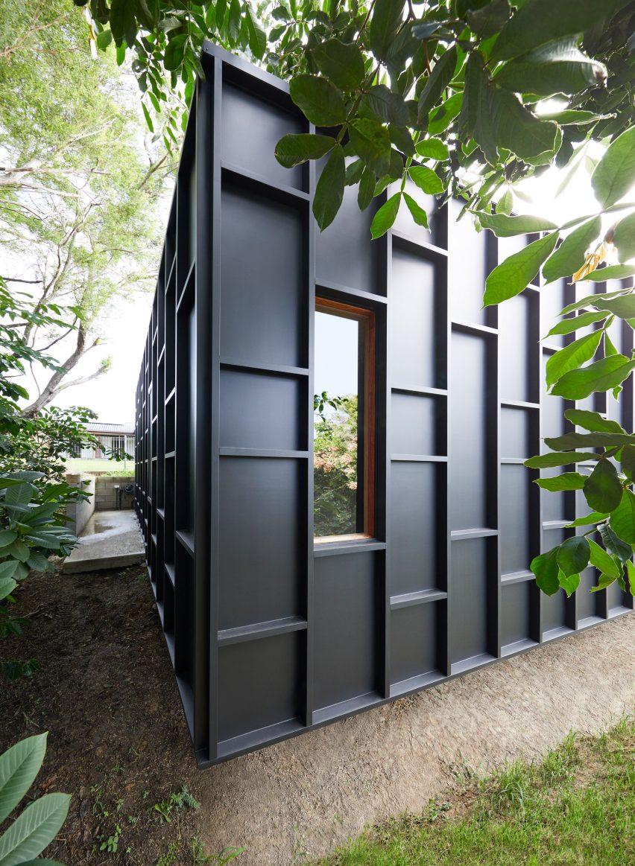 Exterior of OCM House by Studio Jackson Scott