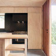 Kitchen of OCM House by Studio Jackson Scott