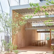 Omoken Park by Yabashi Architects