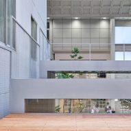 Omoken Park by Yabashi Architects