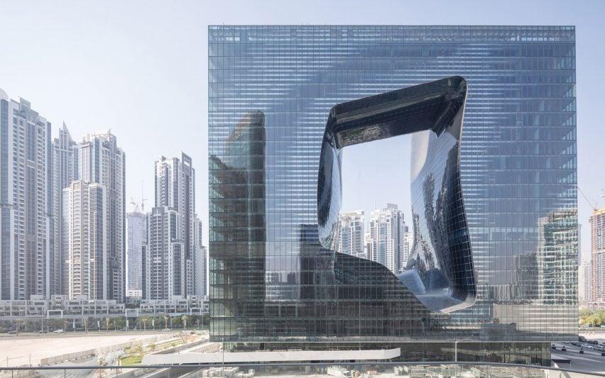 Opus Dubai by Zaha Hadid Architects