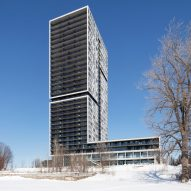 "ACDF builds Panorama retirement home for ""sophisticated seniors"" on outskirts of Montreal"