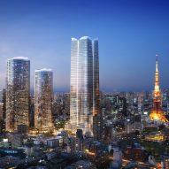 Pelli Clarke Pelli reveals Japan's tallest skyscraper