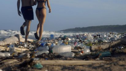 Dirtiest Porn Ever by Pornhub aims to raise Monet to remove plastic from oceans