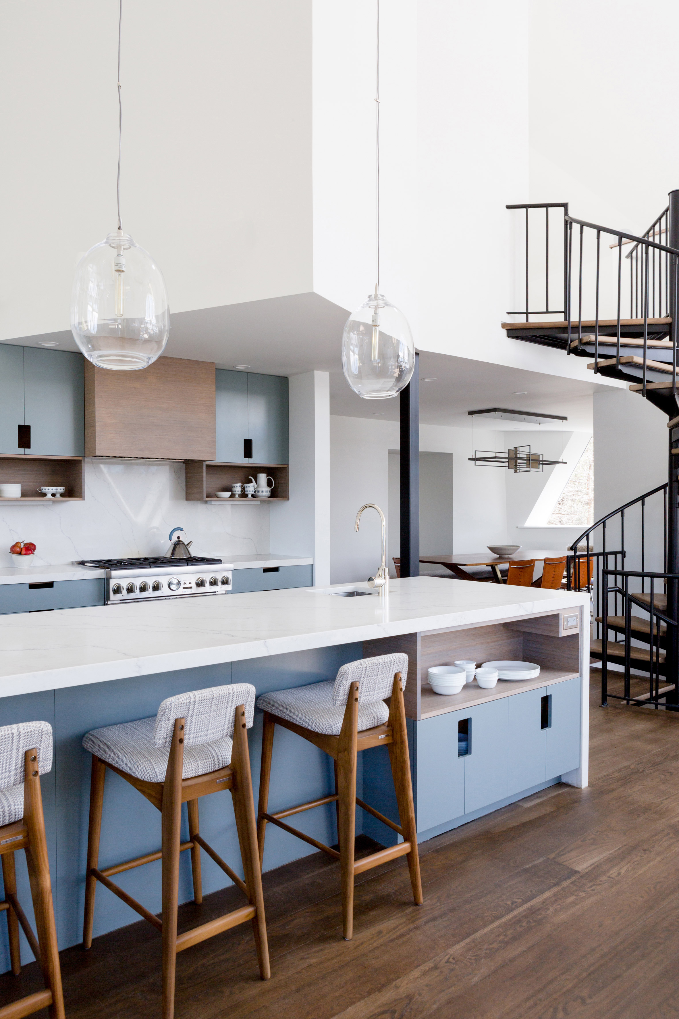 Renovated dome house by Jess Cooney