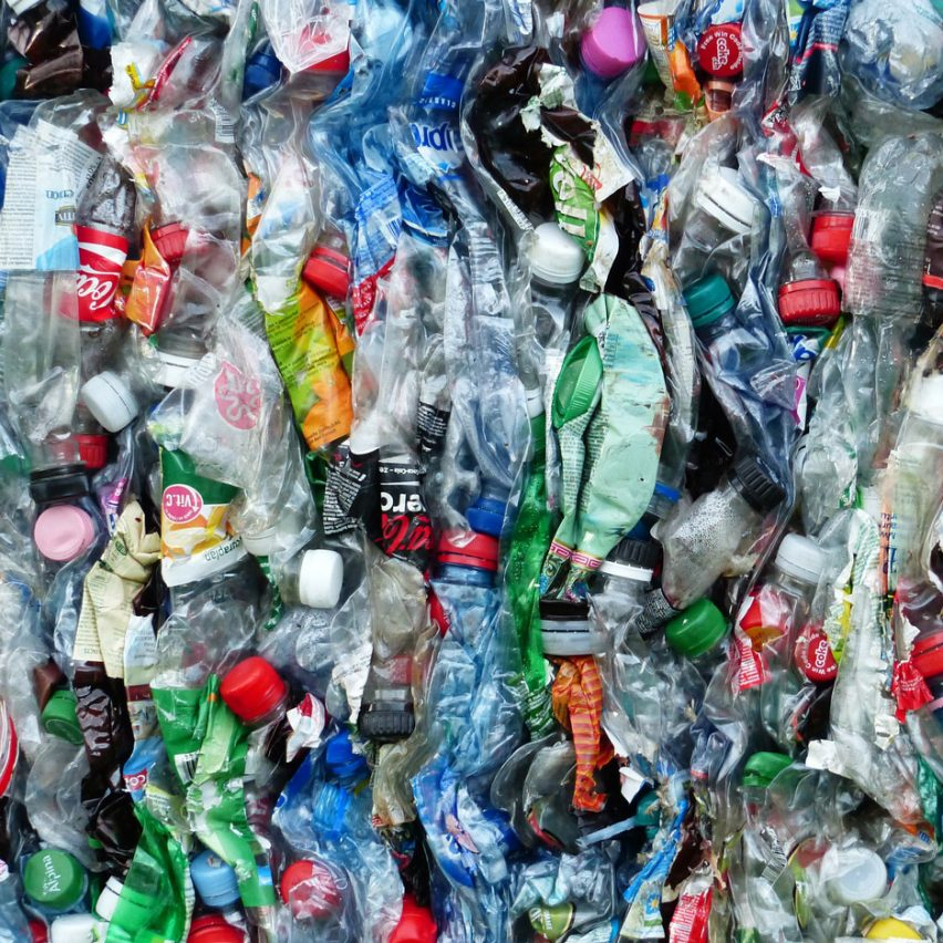 Bottle recycling scheme in Rome exchanges plastic waste for metro rides