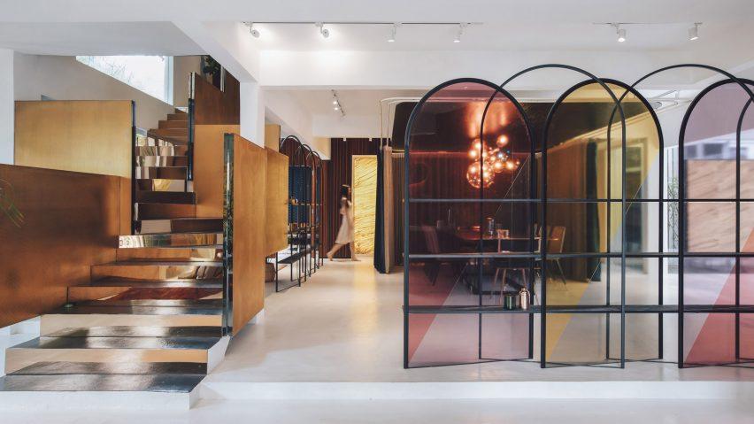 Mantab office by S/LAB10 in Kuala Lumpur, Malaysia