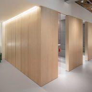 Selfridges offices by Alex Cochrane Architects