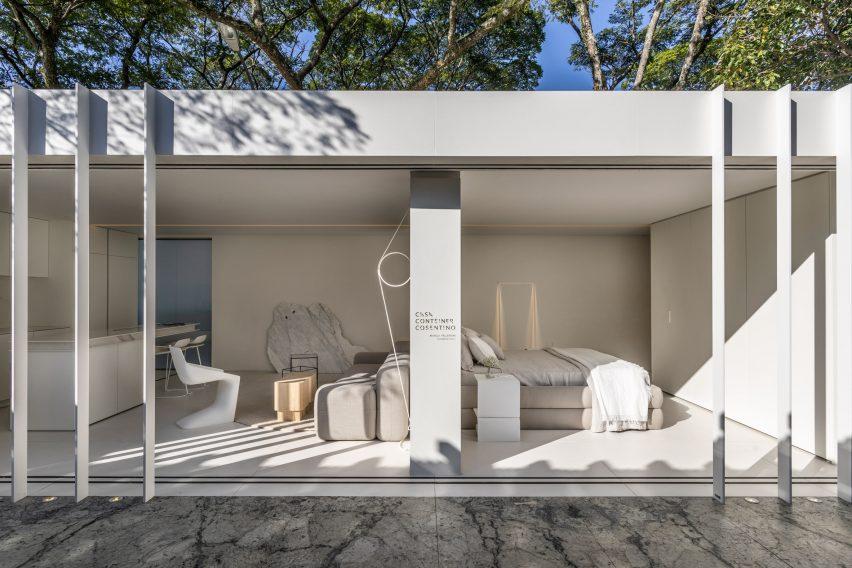 Casa Container by Marilia Pellegrini
