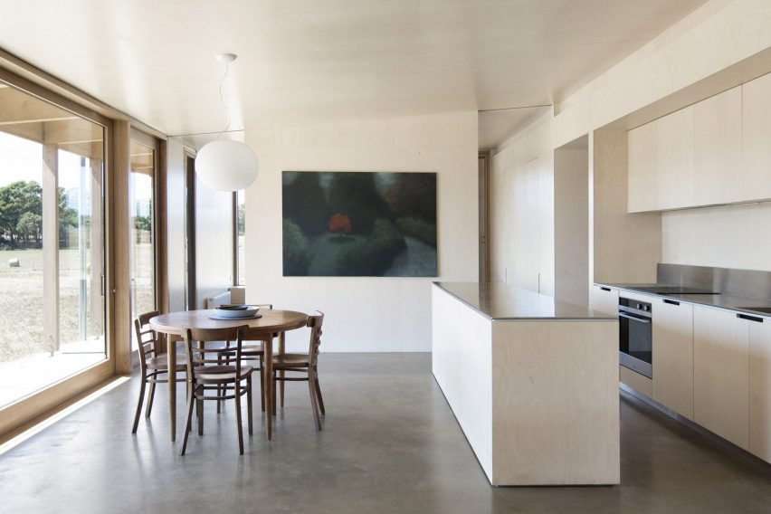 Springhill House, Springhill, Australia, by Lovell Burton Architecture