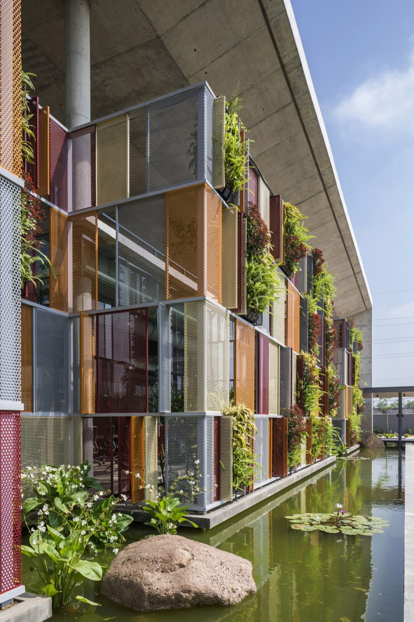 Star Engineers Factory and Administrative Building, Hanoi, Vietnam, by Studio_VDGA
